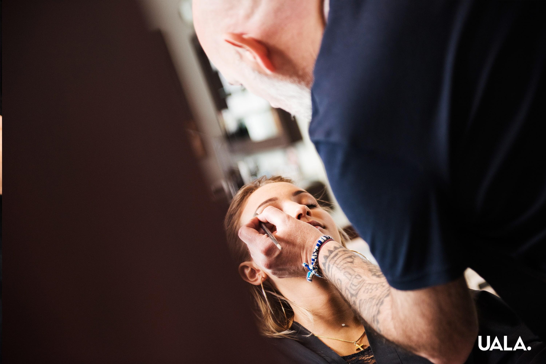 Alberto Frigeri make up