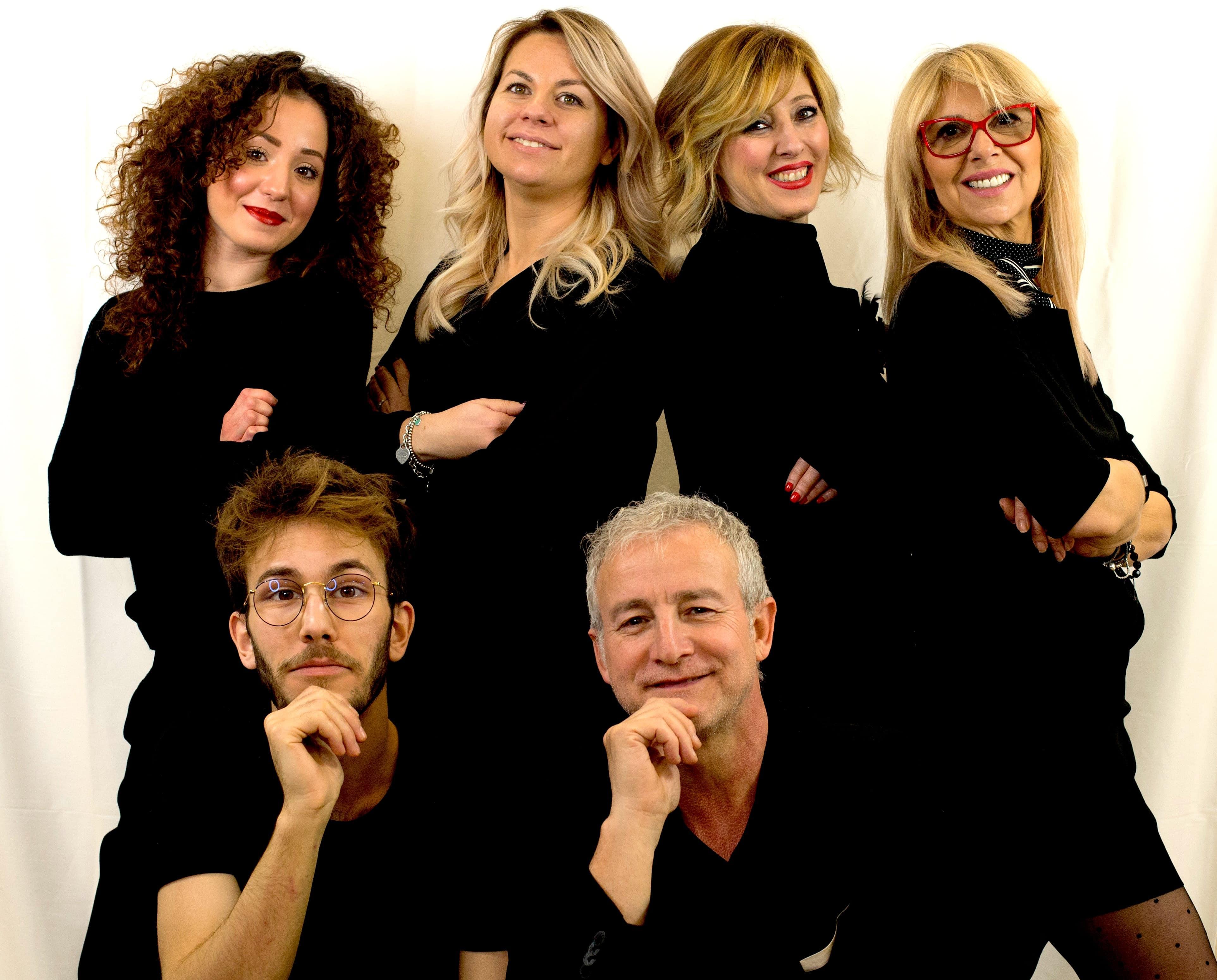 Staff Grant Parrucchieri Milano