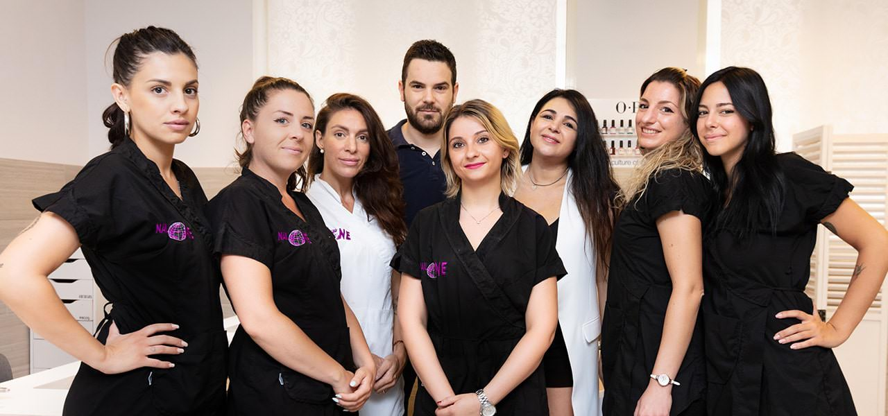 Foto staff Nail One Beauty Roma