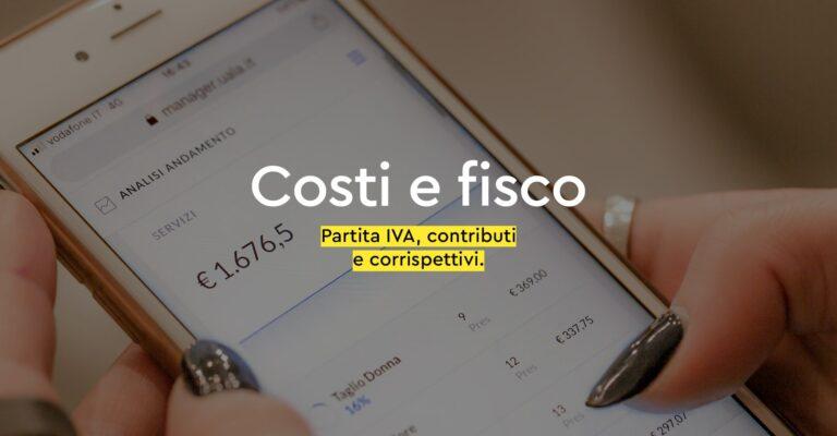 Costi e fisco per parrucchieri: partita IVA, contributi e corrispettivi