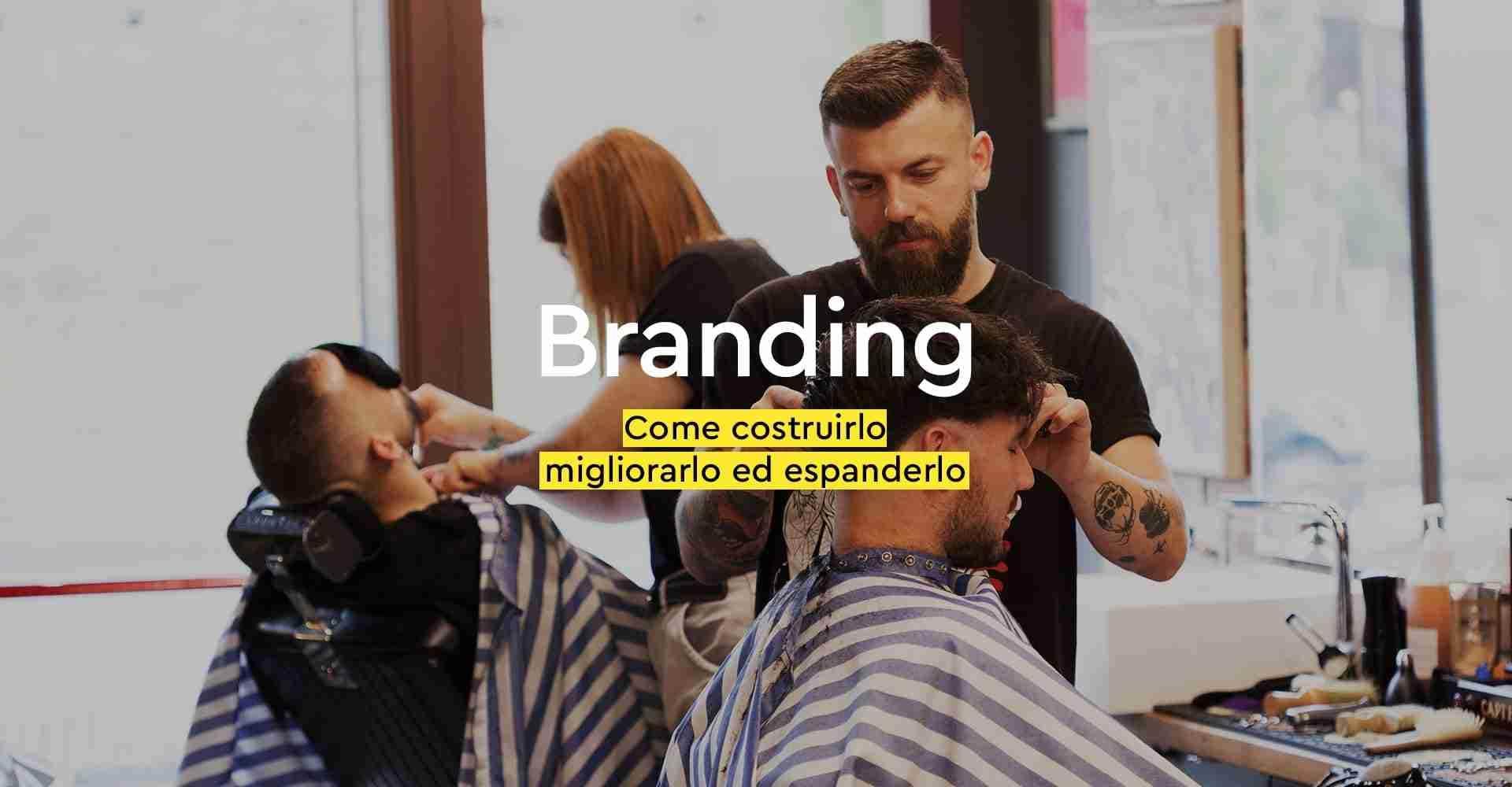 Creare un brand salone di parrucchieri