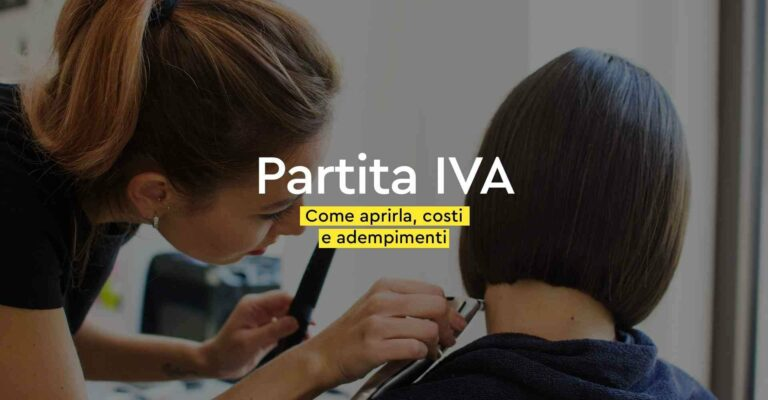 Partita IVA per parrucchieri: costi, obblighi e requisiti