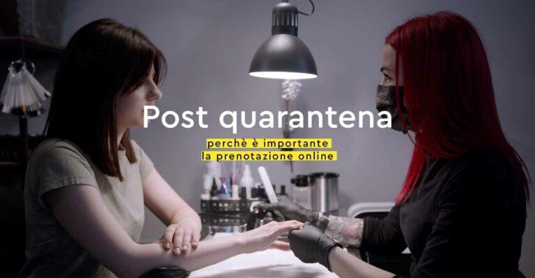 Prenotazione online per saloni: perché è importante nel post quarantena?