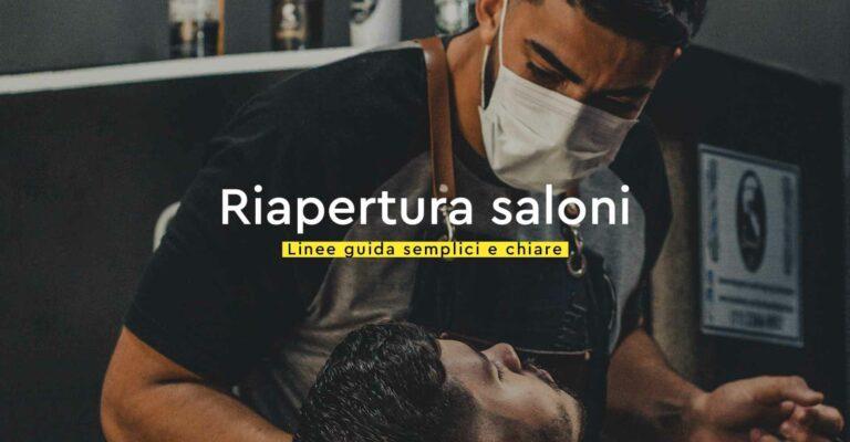 Linee guida riapertura di parrucchieri e centri estetici: ecco cosa fare