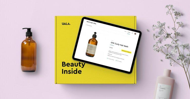 Da oggi il gestionale Uala ha anche la funzionalità ecommerce